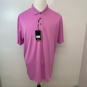 Jack Nicklaus Polo Men Size Large Purple